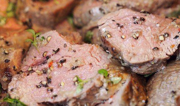 牛フィレ肉ロースト