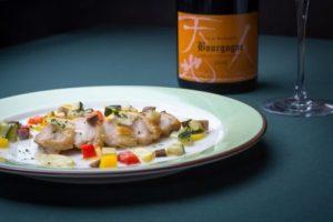 フランス料理とワイン