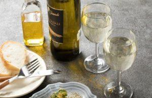 ワインと料理
