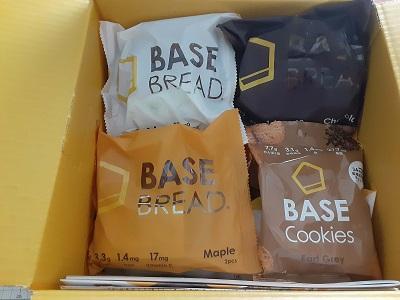 【BASE FOOD】ベースブレッド・完全栄養食で痩せる 食べると太るは嘘?